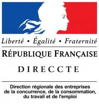 Logo DIRECCTE 2013