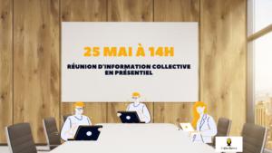 Information collective à Châtellerault